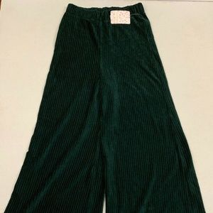 NWT Free People Small Wide Leg high rise pants